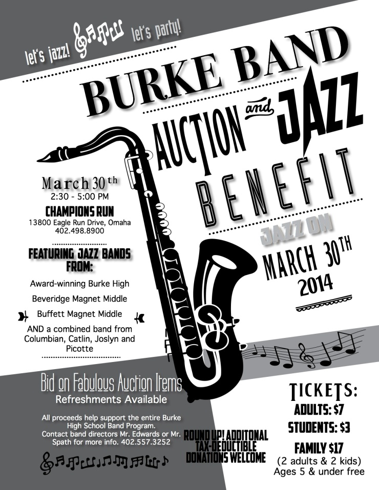 2014 Burke Band Benefit