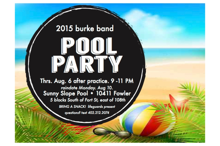 POOL PARTY 2015