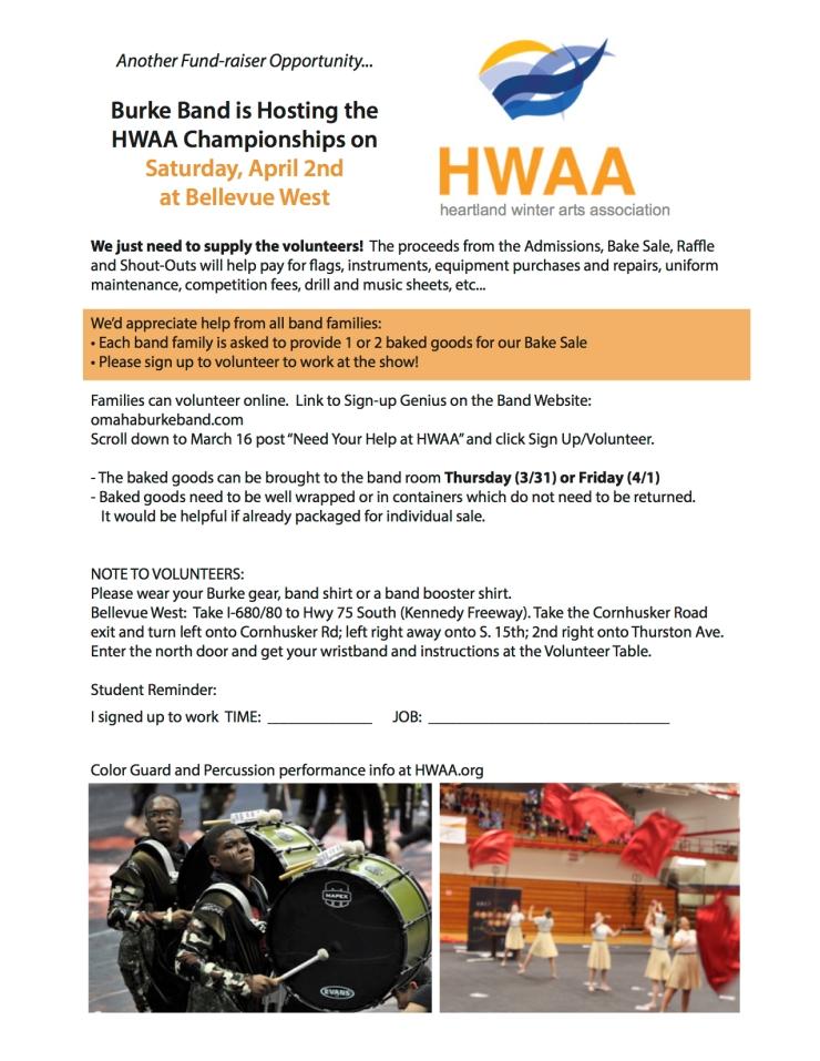 HWAA 2016