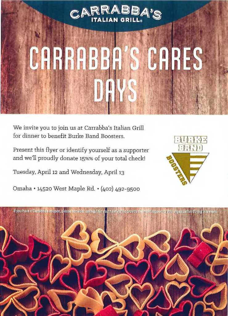 Burke Band_Carrabbas Cares Night