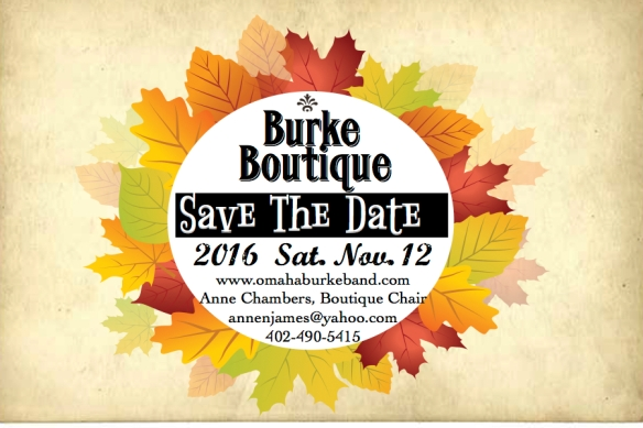 4x6 save date boutique flyer