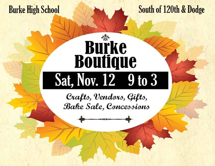 2016  Burke Boutique